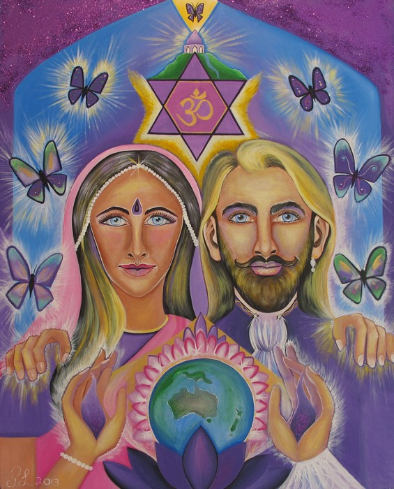 Lady Nada & Saint Germaine | Ascension Healing