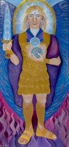 Archangel Michael w