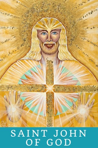 St John Of God cover